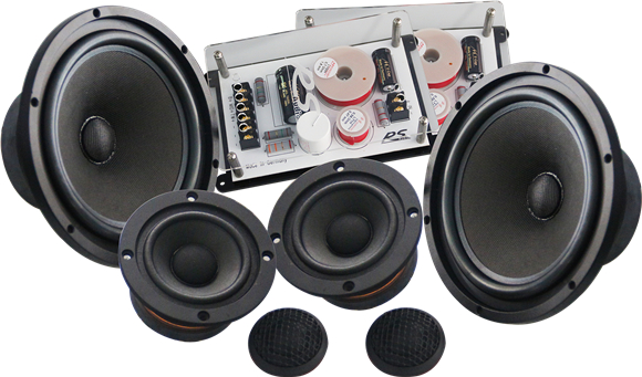 德国RS Spirit竞赛系列套装喇叭 独特声学设计构造纯净音色