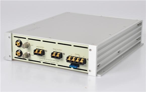 日本PHASS妃仕RE50两声道功率放大器 颜值音质双绝