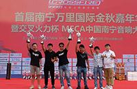 交叉火力杯MECA中国南宁音响大赛成绩单