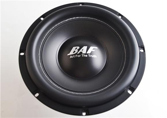 英国百富龙BAF贵族系列N10超低音 低频也很细腻温情