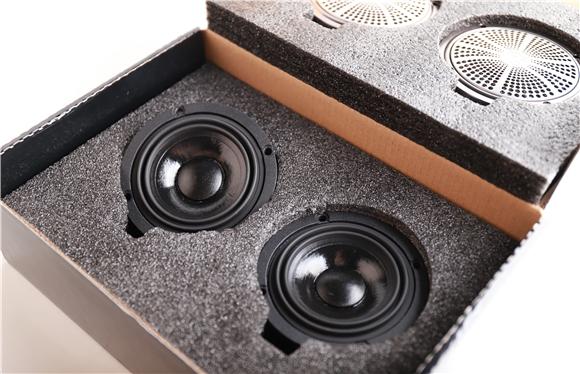 瑞典DLS R3A三寸中音单元 三大设计诠释北欧中频人声
