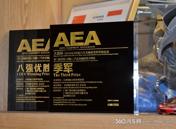 AEA奖牌