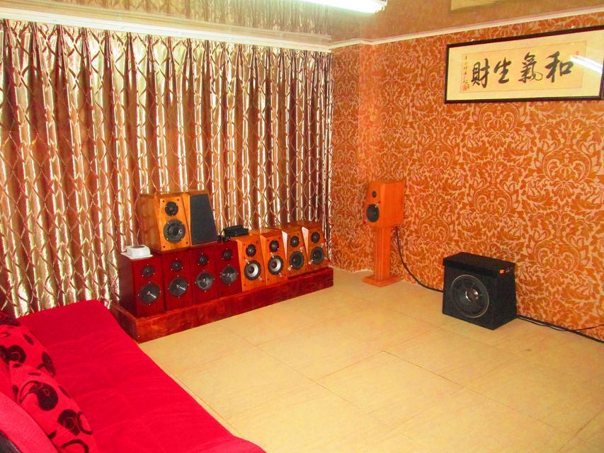 山水试音室