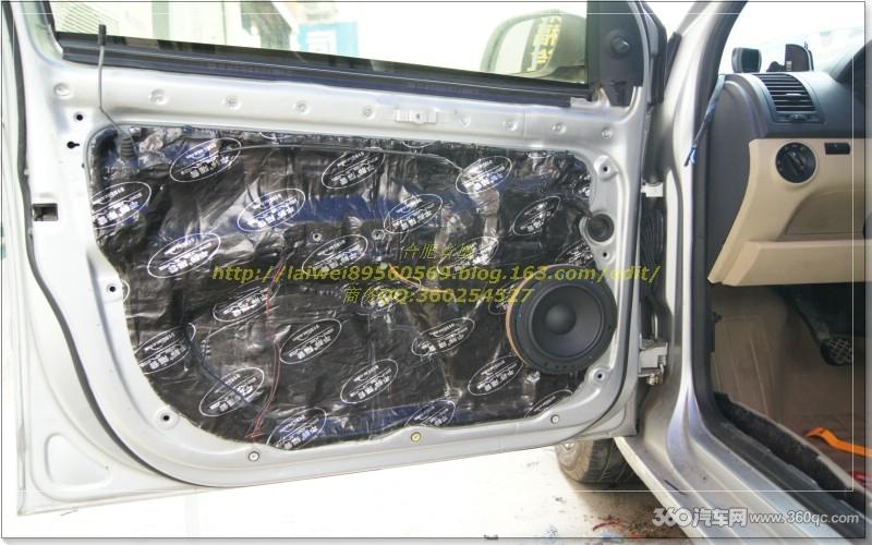 大众Polo音响改装记高清图片