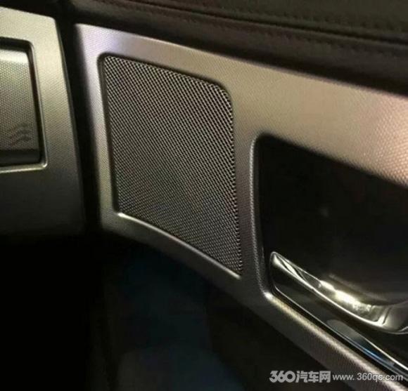 细腻油然而生 成都美声捷豹XE汽车改装德国海螺高清图片