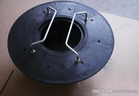 改装用备胎低音炮,用木板倒模-超薄小钢炮的对手来了 MBQ全球首款高清图片