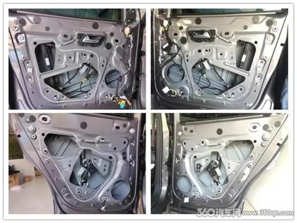 最全隔噪方式 东风标致新4008改装GT隔音高清图片